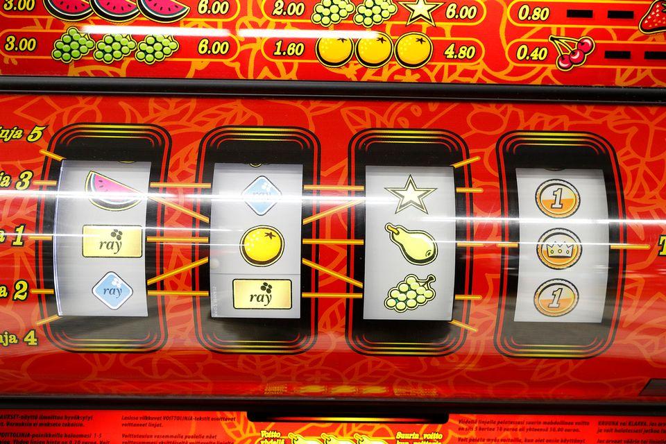 研究發現,未命中的老虎機不會導致賭徒繼續玩遊戲