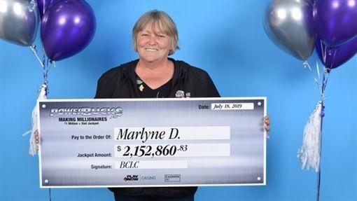婦71元玩線上老虎機 贏得5千萬獎大獎